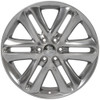 "22"" Fits Ford F150 Navigator Expedition Lincoln Wheels Polished Set of 4 22x9"" Rims"