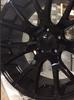 "Hellcat Style 20"" Wheels Gloss Black Dodge Ram Dakota Durango Chrysler Set of 4 20x9"" Rims"
