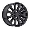 "20"" Fits Ford® F150 6 Lug Wheels Gloss Black Raptor Style Set of 4 20x9"" Rims"