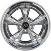 "17"" Fits Ford Mustang® Bullitt Wheel Chrome 17x10.5"" Rim"