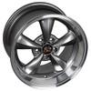 """17"""" Fits Ford Mustang® Bullitt Wheel Chrome 17x9"""" Rim"""