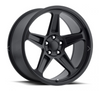 "20"" Fit's Dodge Demon Wheels Satin Black Challenger Charger Hellcat set of 4 20x9.5"" Rims"
