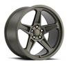 "20"" Fit's Dodge Demon Wheels Bronze Challenger Charger Hellcat set of 4 20x9.5""Rims"