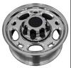 "Fits Chevrolet GMC 2500 Suburban Tahoe 16"" Wheels Set of 4 Chrome Center Caps Part Number 9597170"