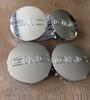 Newer GMC Yukone Sierra Denali 2015-current Center Caps Chrome Set of 4 Brand new Factory OEM