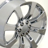 "20"" Fits Cadillac Escalade Chevy GMC Wheel Chrome 20x8.5"" Rim Limited Edit Rim-Hollander 5409"