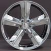 """20"""" Fits Dodge Challenger SRT8 Charger 300 Mopar Wheel Chrome 20x9"""" Rim"""
