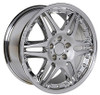 "18"" Fits Mercedes Benz Replica Wheel - Chrome 18x9.5"