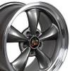 "17"" Fits Mustang® Bullitt Wheel Anthracite 17x8"