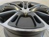 "20"" Fits Jeep Grand Cherokee Dodge Durango SRT8 SRT 2005-2013 Style Wheels Gunmetal Machine Face Set of 4 20x8.5"""