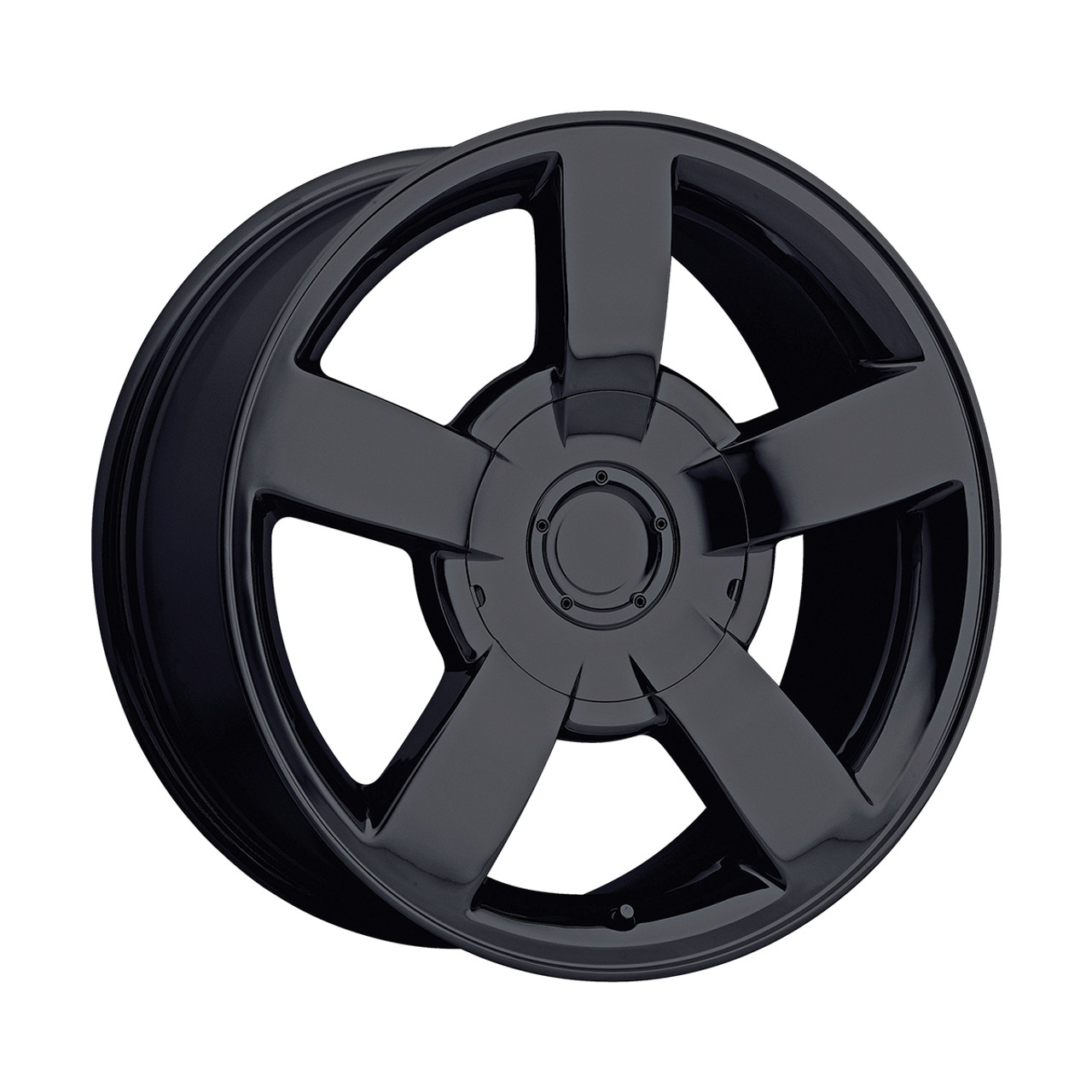 20 Fits Chevrolet Silverado Ss Wheels Rims Gloss Black Set Of 4 20x8 5 Hollander 5243