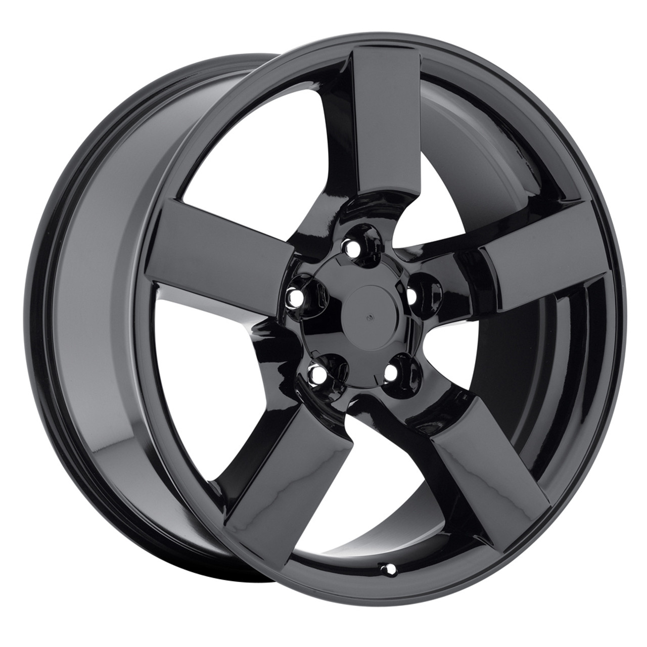 Ford F150 Rims >> 20 Ford F150 Lightning Expedition Alloy Wheels Gloss Black Set Of 4 20x9 Rims