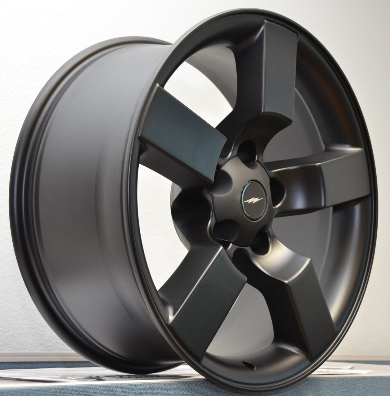20 satin black ford f150 lightning expedition alloy wheels rims tires set