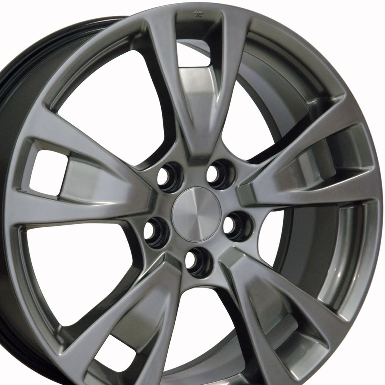 Acura Tl Wheels >> 19 Fits Acura Tl Acura Rl Silver Wheels Set Of 4 19x8 Rims Stock