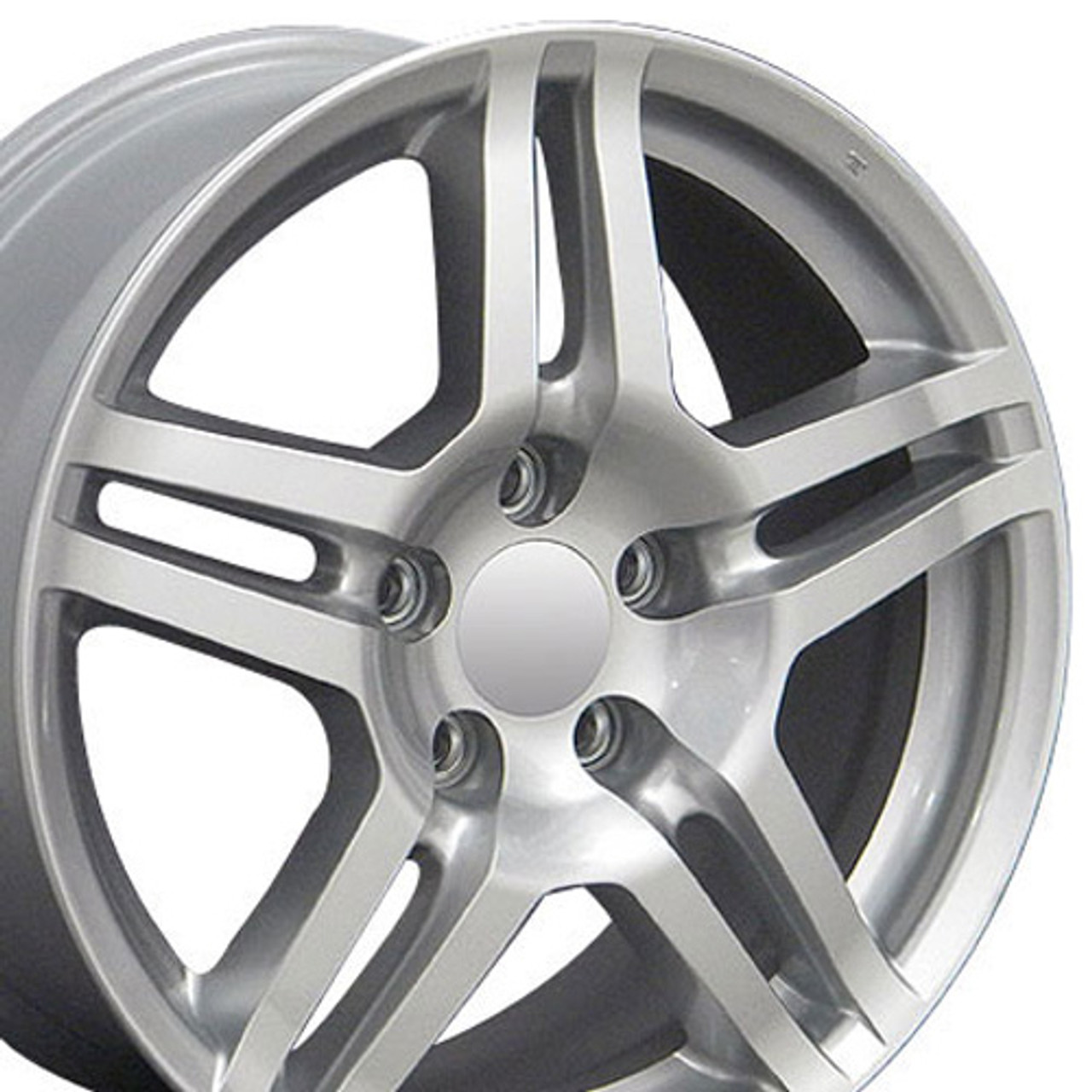 Acura Tl Wheels >> 17 Fits Acura Tl Wheels Silver Set Of 4 17x8 Rims Hollander 71762
