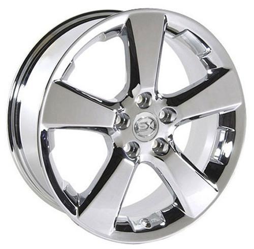 """18"""" Fits Lexus RX330 RX350 Wheels Chrome Set of 4 18x7"""" Rims"""