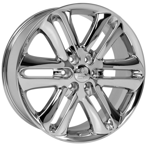 "22"" Fits Ford F150 Navigator Expedition Lincoln Wheels Chrome Set of 4 22x9"" Rims"