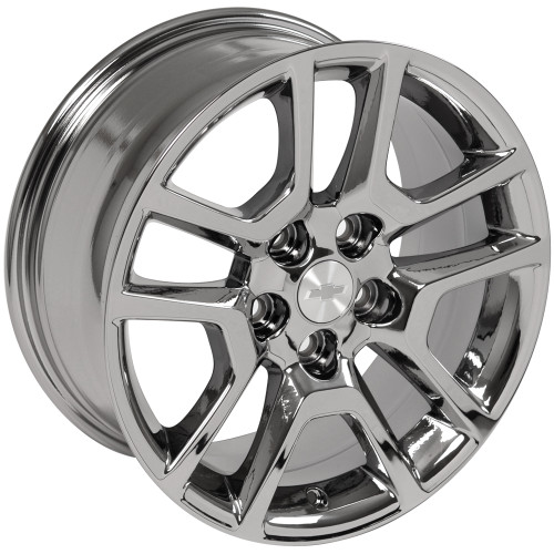 "17"" Chevrolet Malibu Buick LaCrosse  Cadillac CTS PVD Chrome OEM Wheels Set of 4 17x8"" Rims"