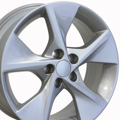 "18"" Fits Toyota Camry Lexus Wheels Silver Set of 4 18x7.5"" Rims"