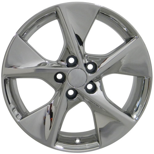 "18"" Fits Toyota Camry Lexus Wheels Chrome Set of 4 18x7.5"" Rims"