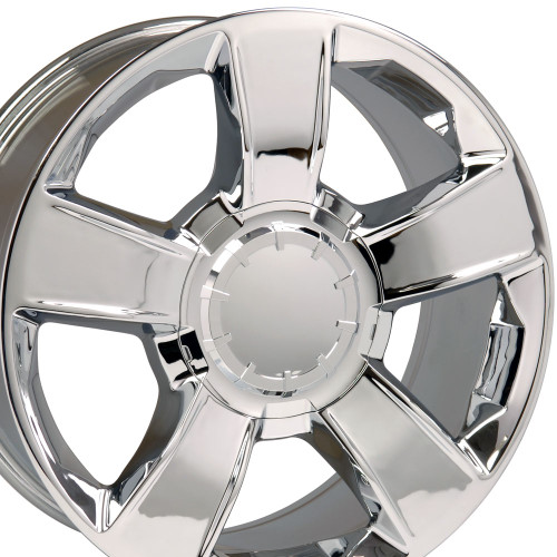 20 Chevrolet Silverado Chrome Gmc Denali Chevy 1500 Wheels Set Of 4 20x8 5 Rims