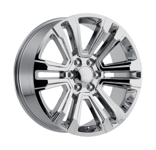"26"" New 2018 Fits GMC Denali Wheels Chevy 1500 Chrome 26x10"" Rims"