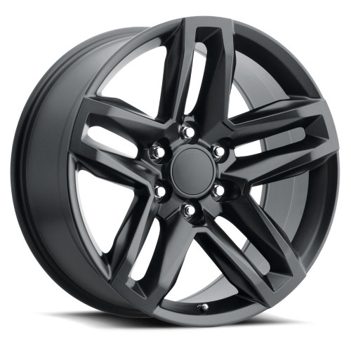 Gloss Black Chevy Trail Boss 18x8.5 Hollander 5911
