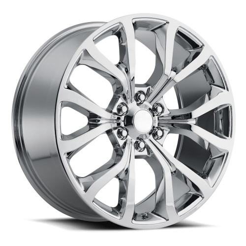 """22"""" Fits Ford Expedition Style F150 Wheels Chrome Set of 4 22x9.5"""" Rims"""