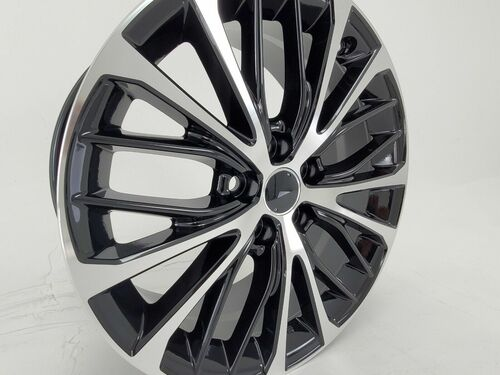 "18"" 75221 2020 Toyota Camry Avalon Factory Style Machine Black Wheels"