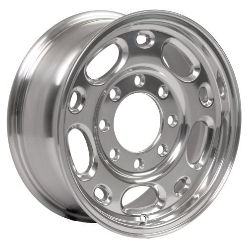 GMC SIERRA 2500 3500 DENALI OEM 20X8.5 OEM Chrome Alloy Wheels 2015-2018