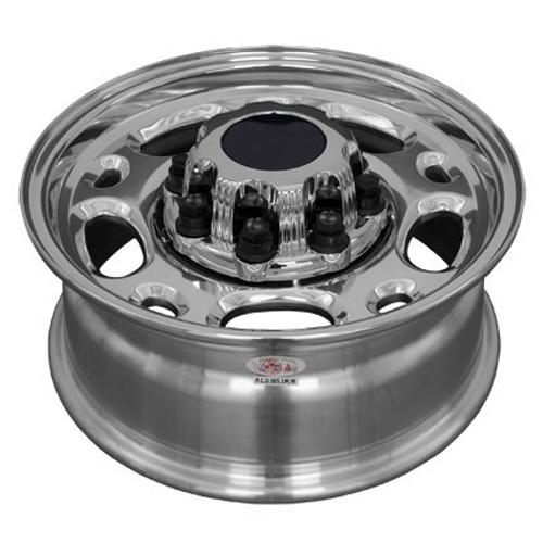 "16"" Fits Chevrolet GMC - 2500 Suburban Tahoe Replica Wheel - Polished 16x6.5"