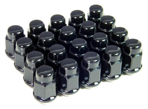 Black Lug Nuts - Set