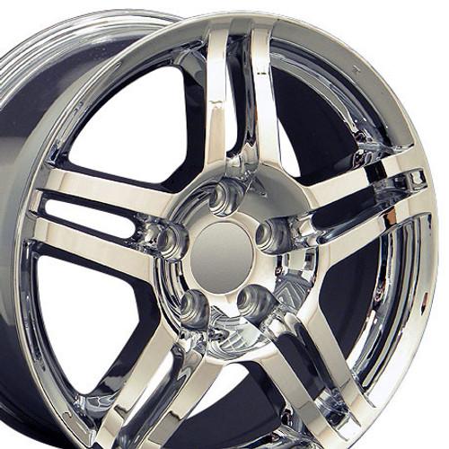17 Fits Acura - New TL Replica Wheels - Chrome 17x8