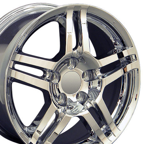 17 Fits Acura - New TL Replica Wheels - Chrome 17x8