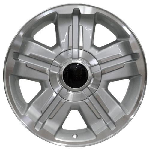 "18"" Fits Chevrolet Z71 Wheel Rim Silver 18x8  Rim"