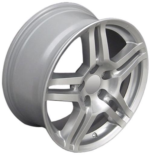 Acura Tl Wheels >> 17 Fits Acura Tl Wheels Silver Set Of 4 17x8 Rims Hollander 71762