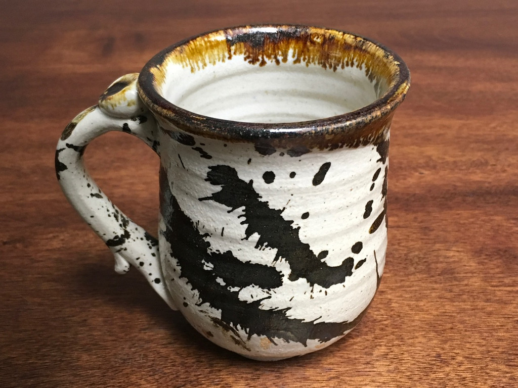Experimental Mug, Roughly 12-14oz size, (SK2801)