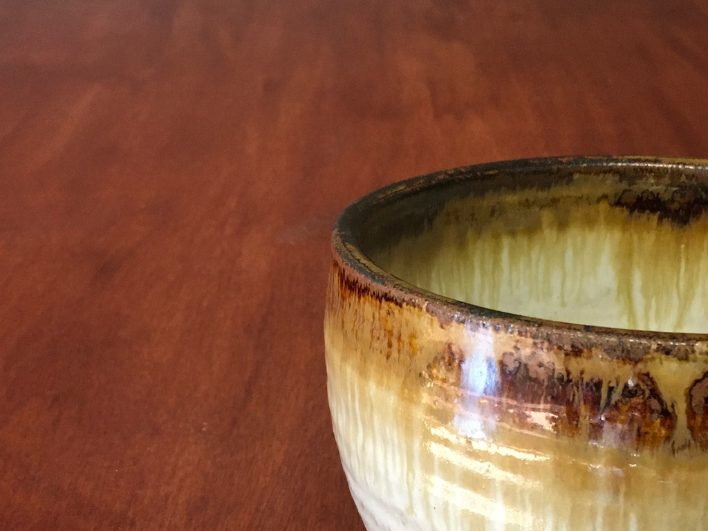 Nuka Iron Small Serving Bowl, roughly 6.5 inches wide by 3.5 inches tall, (SK4450)