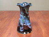 Cosmic Vase, roughly 6.5 inches tall, Inspired by a Star-Formation Nebula (SK4003)