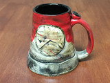 'Kothon' Spartan Mug, roughly 14-16 ounce size (SK4610)