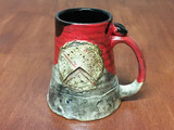 'Kothon' Spartan Mug, roughly 15-17 ounce size (SK4611)