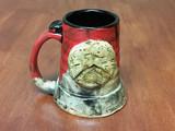 'Kothon' Spartan Mug, roughly 14-16 ounce size (SK4612)