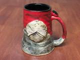 'Kothon' Spartan Mug, roughly 15-17 ounce size (SK4614)