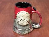 'Kothon' Spartan Mug, roughly 14-16 ounce size (SK4615)