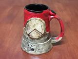 'Kothon' Spartan Mug, roughly 15-17 ounce size (SK4616)