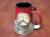 'Kothon' Spartan Mug, roughly 14-16 ounce size (SK4617)