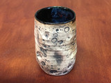 """Lunar/Moon Cup, roughly 12-14oz size, Inspired by a """"Planetary Nebula"""" (SK4735)"""