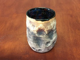 """Lunar/Moon Cup, roughly 10-12oz size, Inspired by a """"Planetary Nebula"""" (SK4752)"""