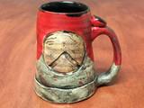 'Kothon' Spartan Mug, roughly 14-16 ounce size (SK4986)