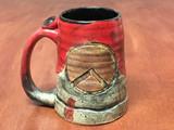 'Kothon' Spartan Mug, roughly 12-14 ounce size (SK4990)